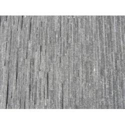 Panel Kamienny 60x15 ciemny popiel, błyszczący
