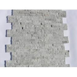 Panel Kamienny 60x15  granitowy jasny popiel