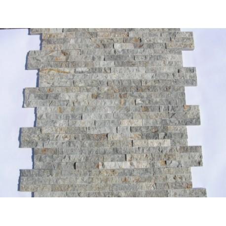 Panel Kamienny 60x15 granitowy,popielaty z przebarwieniami