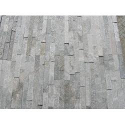 Panel Kamienny 55x15 szary z przebarwieniami