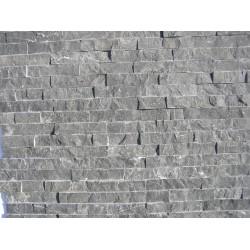 Panel Kamienny 60x15 bazaltowy grafitowy